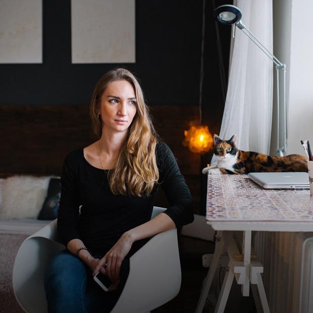 Архитектор и режиссер — о своей квартире и новой жизни старых вещей