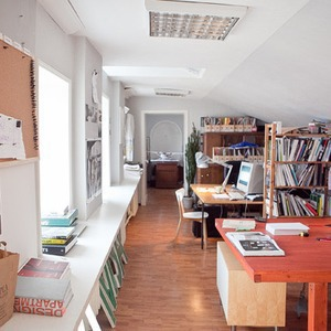 Офис недели (Петербург): Архитектурная студия MS-A — Интерьер недели на The Village