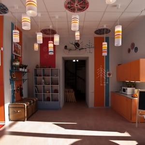 Офис недели (Петербург) — Интерьер недели на The Village