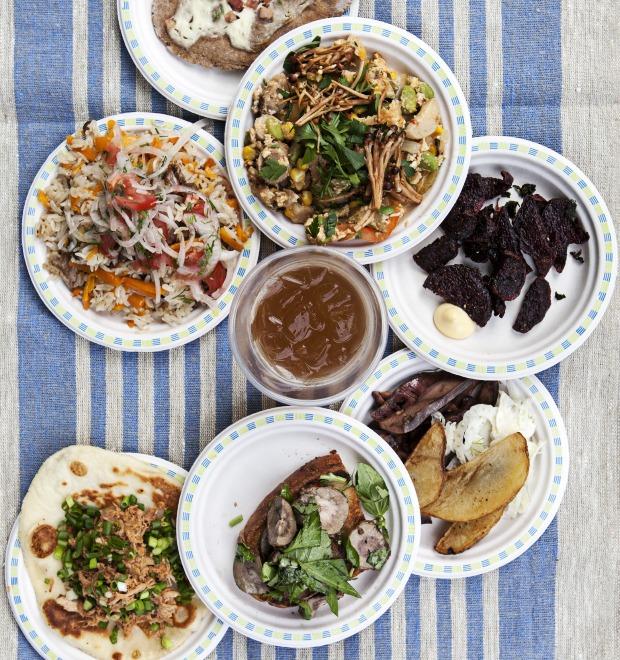 Мнение: Анна Масловская об идеальном фестивале еды — Кухня на The Village