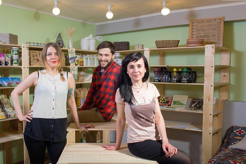 Зелёные силы: Как Happy Vegan Shop обслуживает вегетарианцев — Эксперимент на The Village