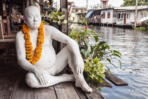 10 мест в Бангкоке, куда ходят сами бангкокцы — Секретная карта на The Village
