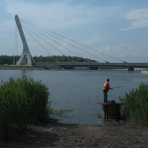 Как живёт район Петербурга у «кадыровского моста» — На месте на The Village