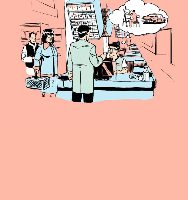 Есть вопрос: «Почему в супермаркете работают не все кассы?» — Есть вопрос на The Village