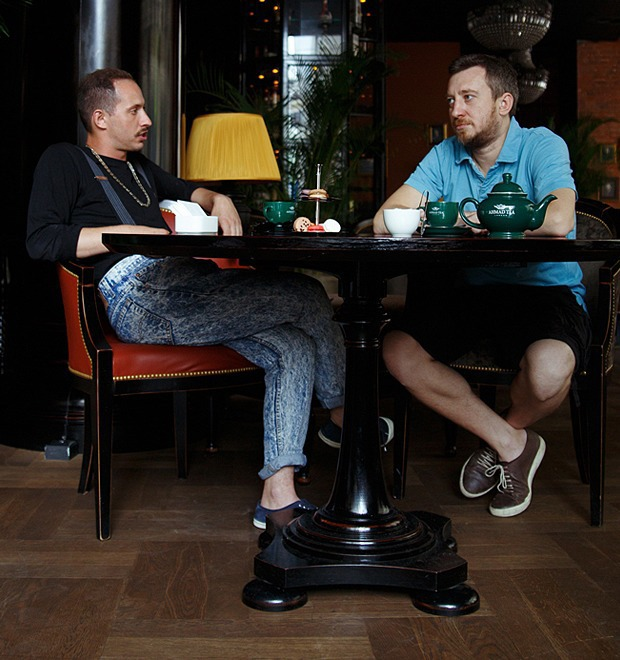Сергей Сергеев и Дмитрий Фесенко: Что творится в ночных клубах?
