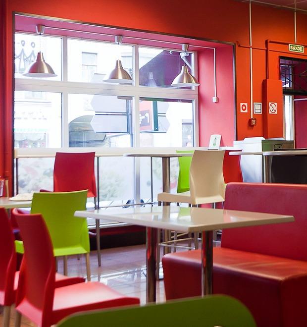 Все свои: Болгарская пиццерия на Нарвской — Рестораны на The Village