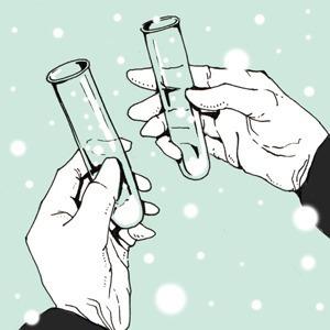 Эксперимент The Village: Из чего состоит московский снег