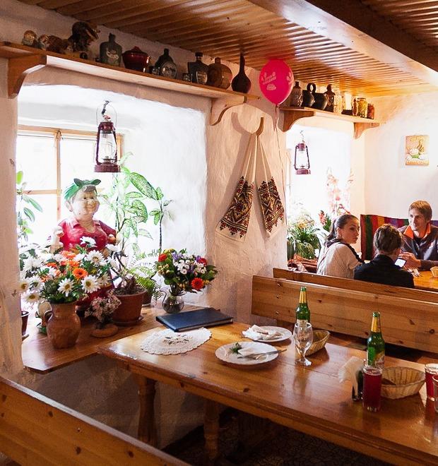 Все свои: Украинское кафе на Мира — Еда на The Village