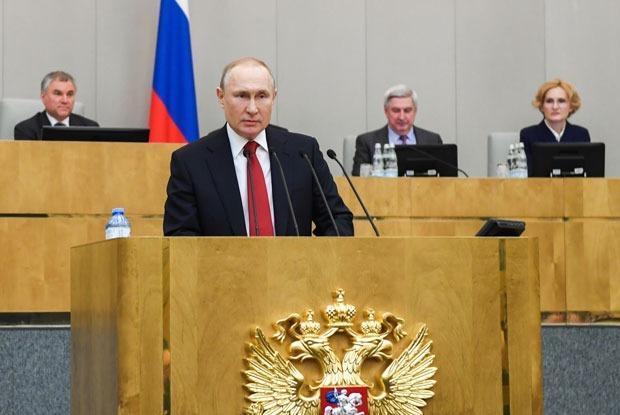 «Первое Обнуление»: Пользователи соцсетей — о вечном президенте Путине