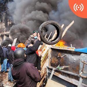События в Киеве: 21 февраля — Прямая трансляция на The Village
