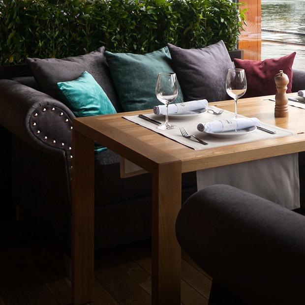 Ресторан на воде «Елагин»  — Новое место на The Village