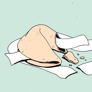 Есть вопрос: «Кто придумывает предсказания для печений?» — Есть вопрос на The Village