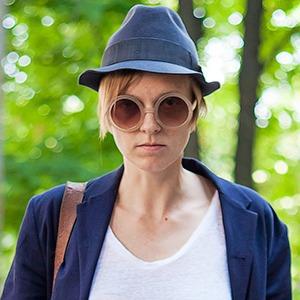 Внешний вид (Киев): Таня Кремень, соосновательница магазина «Пюре» — Внешний вид на The Village