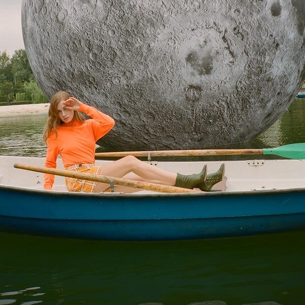 Певица Луна — о киевской тусовке, разводе и новом альбоме