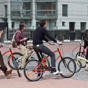 Городские байки: Велопрокаты Петербурга — Инфраструктура на The Village
