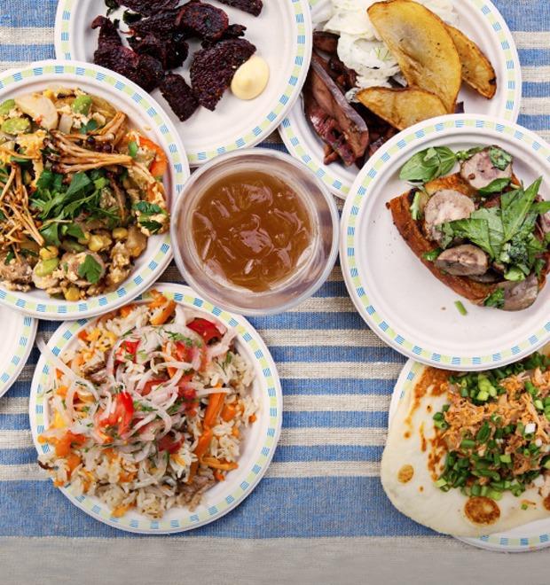 Праздник «Еды»: Рестораны и кафе