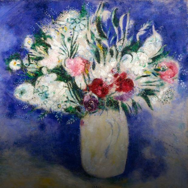 Божественный Шагал: Неожиданная выставка художника в Подмосковье — Искусство на The Village