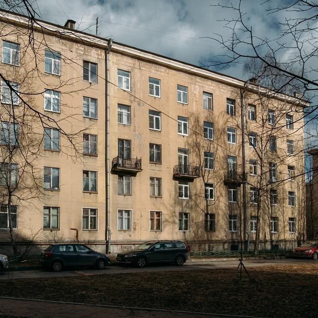 «Я живу в протохрущевке» (Петербург) — Где ты живёшь на The Village