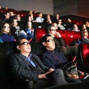 Люди в городе: Первые зрители о 4DX-кинозале — События на The Village