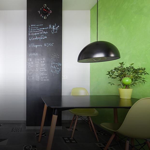 Однокомнатная квартира в Долгопрудном для пары учёных — Квартира недели на The Village