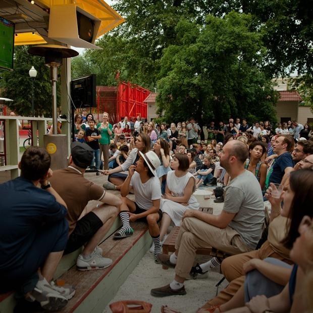 Городские веранды на август — Гид The Village на The Village