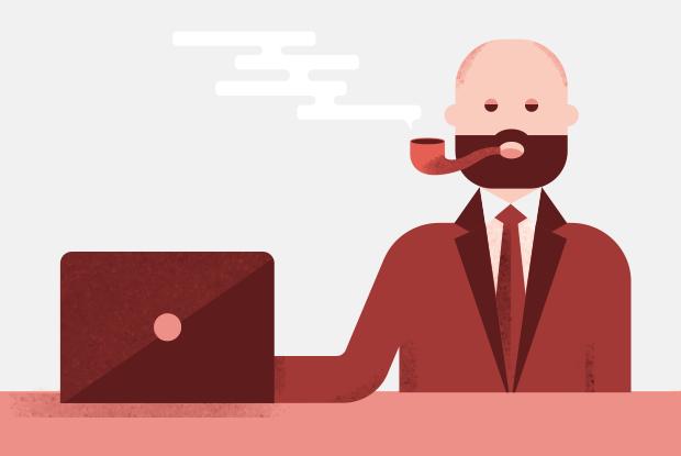 Можно ли спросить начальника, чем он занят?