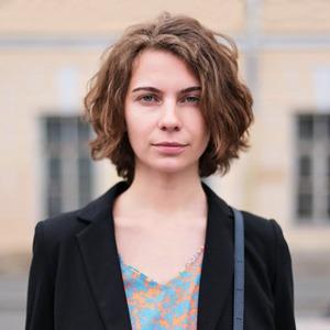 Внешний вид (Петербург): Инна Гордиян, PR-специалист — Внешний вид на The Village
