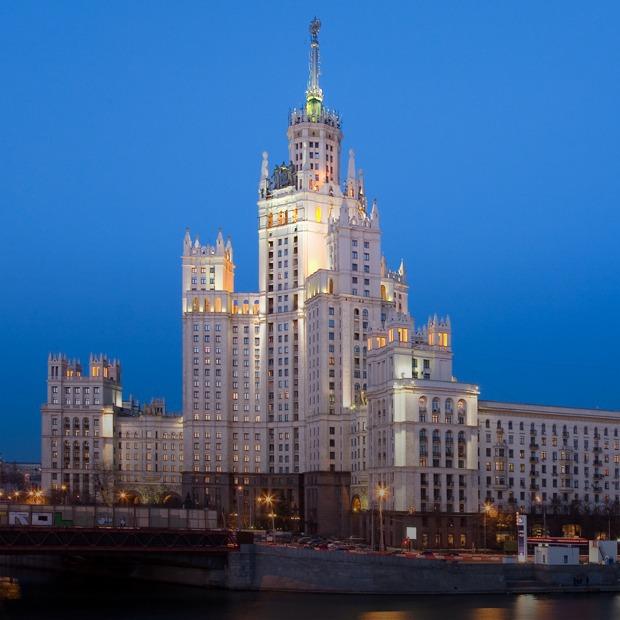 Москва в текстах российских рэперов