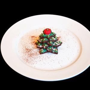 Сезонное меню: 13 новогодних и рождественских десертов в ресторанах Петербурга — Кухня на The Village