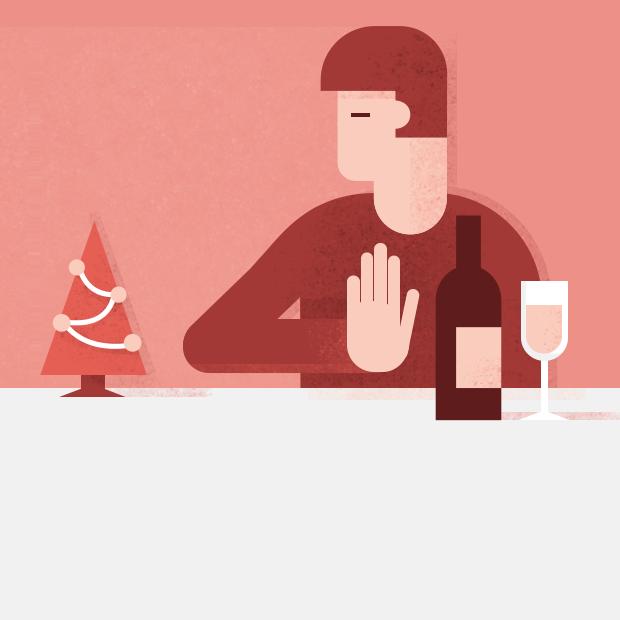 Как отказаться от алкоголя за новогодним столом? — Этика на The Village