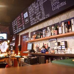 Новое место (Петербург): I Believe Bar — Новое место на The Village