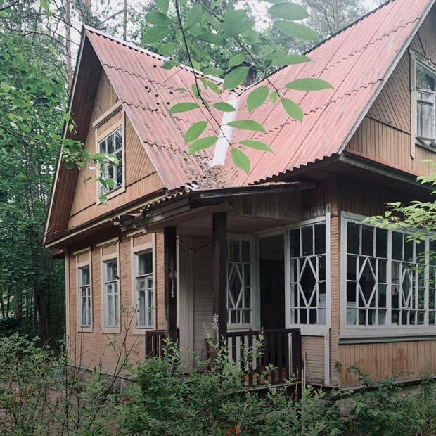 Советская дача в Комарово, которую фотограф арендовала на лето  — Дача недели на The Village
