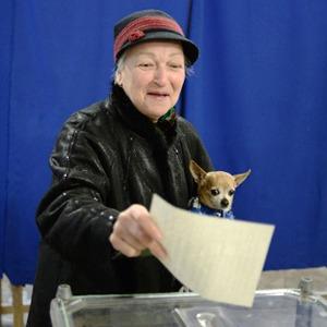 День выбора: Как прошёл референдум в Крыму  — Ситуация на The Village