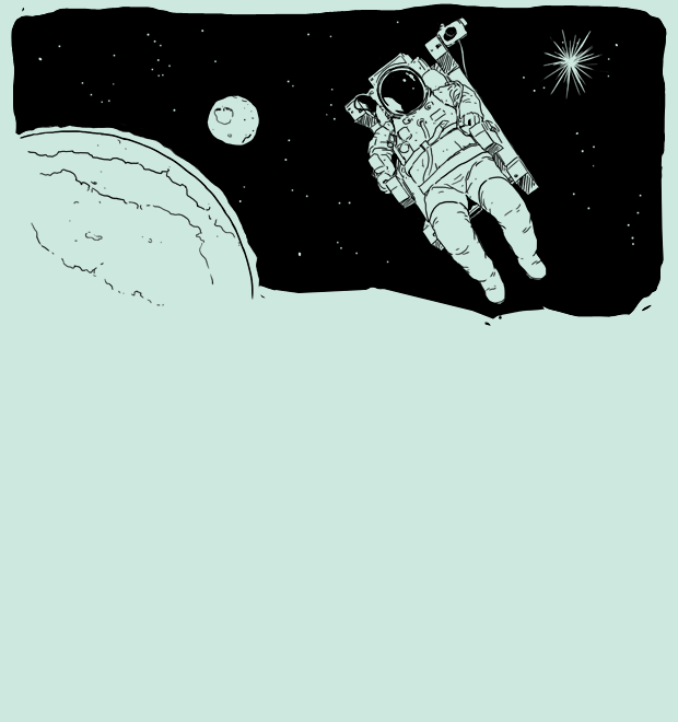 Как всё устроено: Полёт в космос — Как всё устроено на The Village