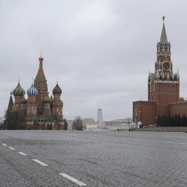Москва на карантине: Фоторепортаж — Фоторепортаж на The Village
