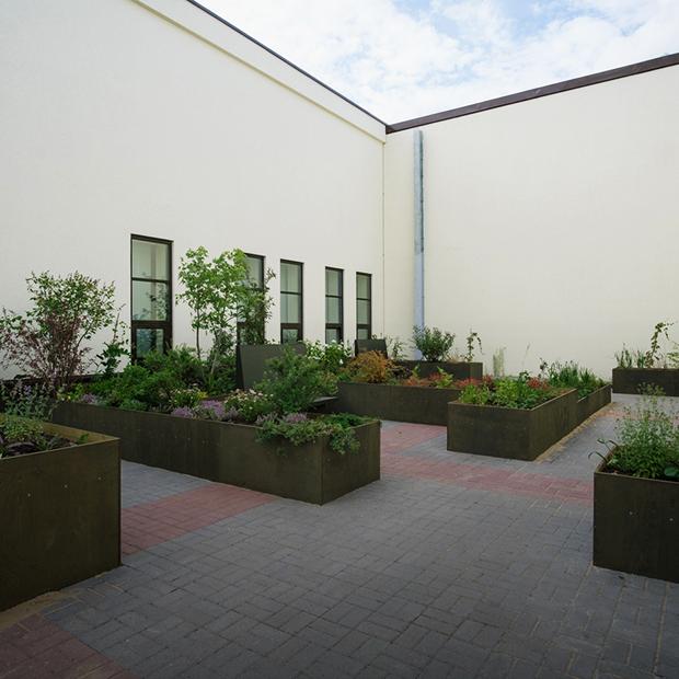 Проект «Сад им.» в нижегородском крематории — Что нового на The Village