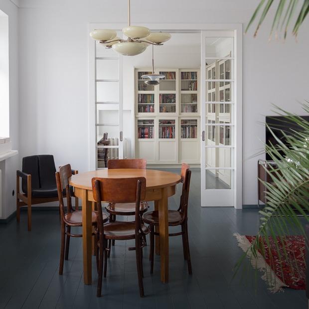 Просторная квартира с отсылками к советскому авангарду — Квартира недели на The Village