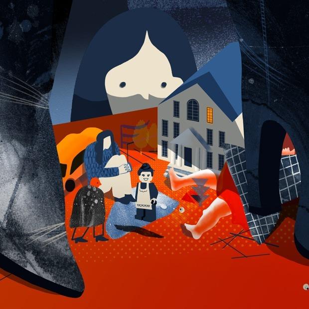 «Тебе ясно, *****?»: История насилия в богатой семье — Личный опыт на The Village