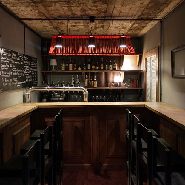 Кафе-бар The Living Room на Большой Зеленина — Новое место на The Village