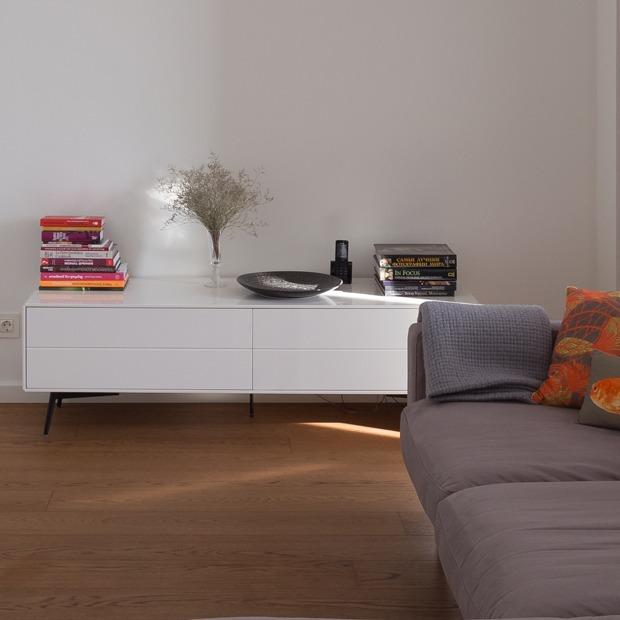 Небольшая квартира для молодой пары в новостройке — Квартира недели на The Village