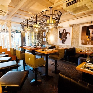 Новое место: Ресторан и бар Soholounge — Новое место на The Village