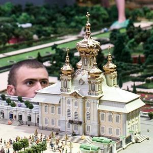 Как выглядит макет исторического Петербурга  — Фоторепортаж на The Village