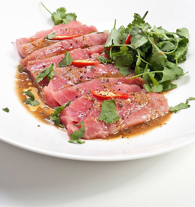 Шеф дома: Том ям и сашими из тунца Геннадия Иозефавичуса — Шеф дома на The Village
