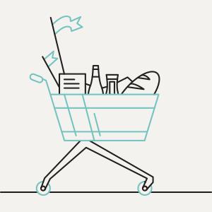 Самые дешёвые и самые дорогие продуктовые магазины Петербурга