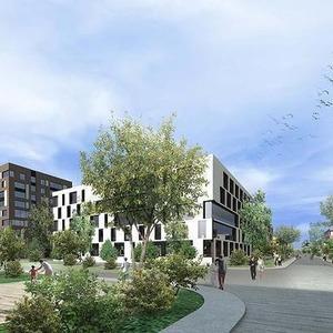 На границе с Новогорским лесопарком спроектировали жилой район — Ситуация на The Village