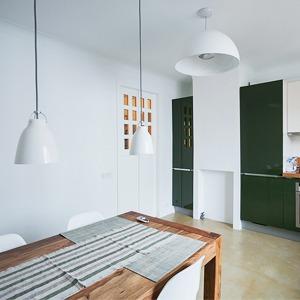 Квартира с эклектичным интерьером на Суворовском проспекте — Квартира недели на The Village