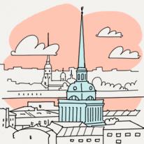 25 июля — Утро в Петербурге на The Village