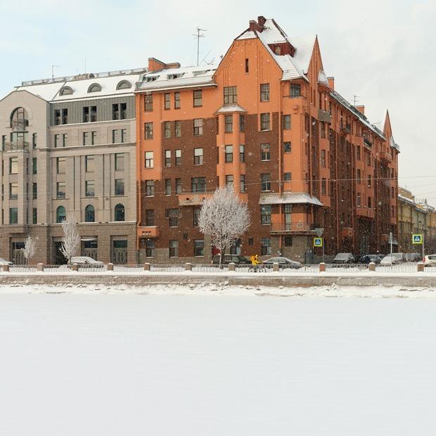 «Я живу в доме Капустина» (Петербург) — Где ты живёшь на The Village