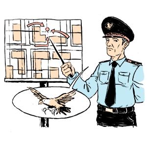 Есть вопрос: «Кто придумывает названия для военных и полицейских операций?» — Есть вопрос на The Village