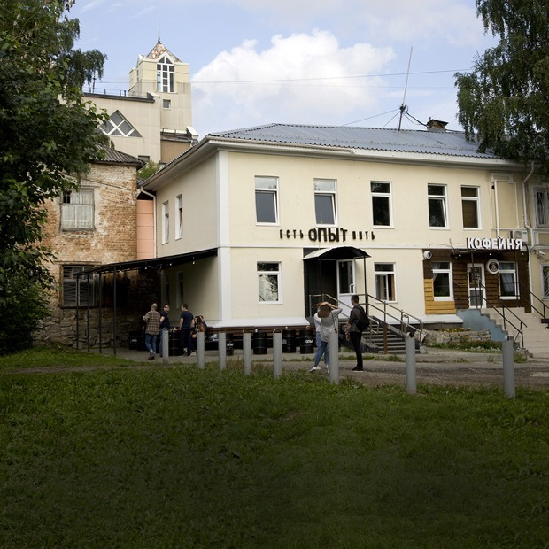 Как бар «Опыт» изменил сад Вайнера на Первомайской — Дом, в котором на The Village